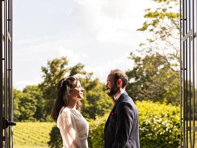 Le mariage de Jaafar et Sola à Gradignan, Gironde 18