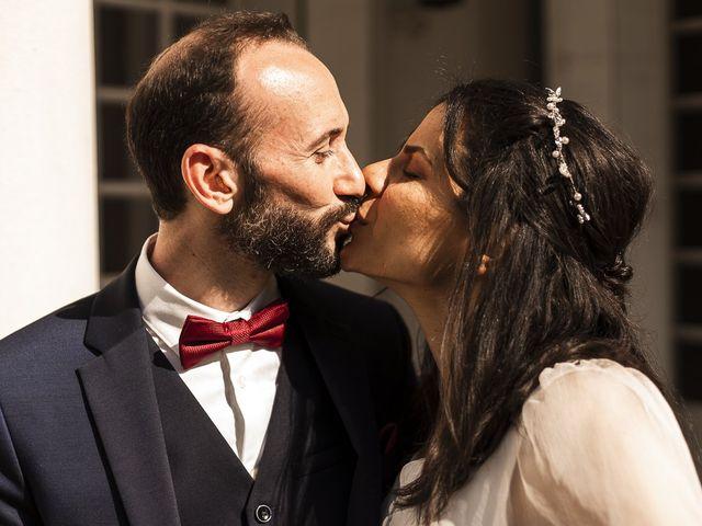 Le mariage de Jaafar et Sola à Gradignan, Gironde 21