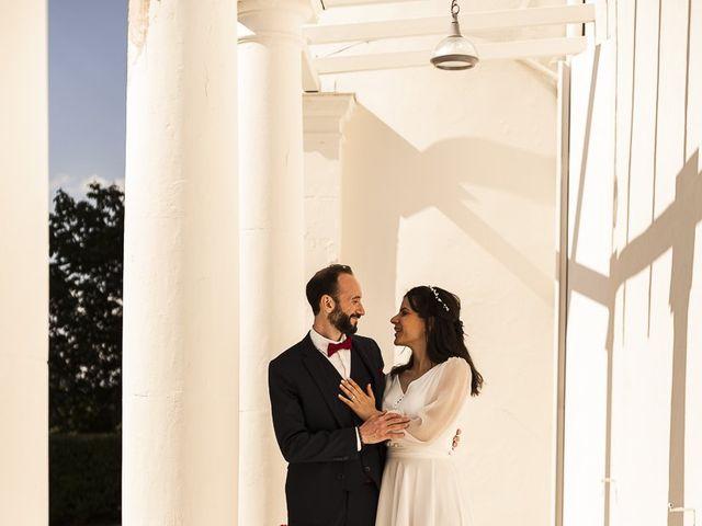 Le mariage de Jaafar et Sola à Gradignan, Gironde 22
