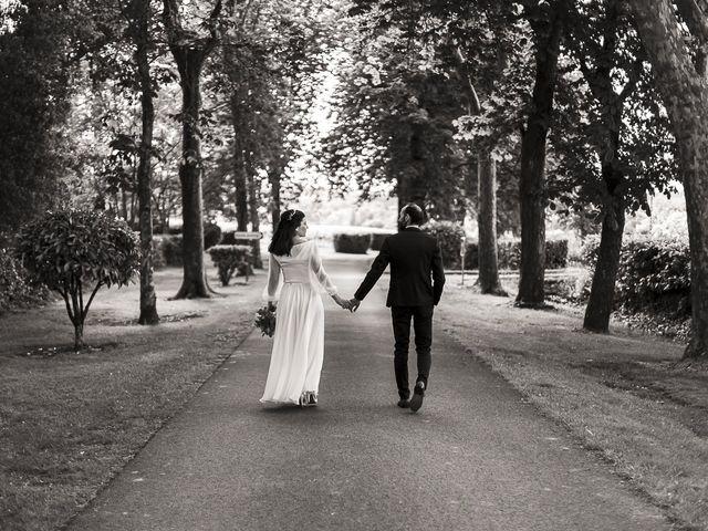 Le mariage de Sola et Jaafar