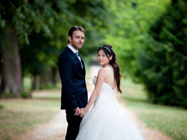 Le mariage de Jérémie et Ti-Na à Noisy-le-Grand, Seine-Saint-Denis 8