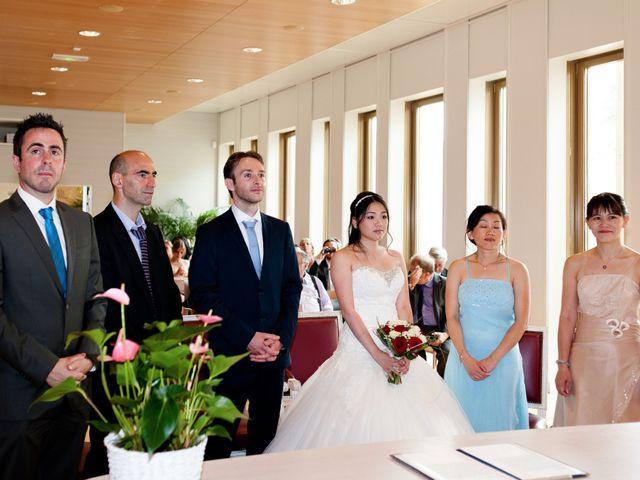Le mariage de Jérémie et Ti-Na à Noisy-le-Grand, Seine-Saint-Denis 12