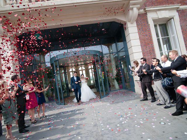 Le mariage de Jérémie et Ti-Na à Noisy-le-Grand, Seine-Saint-Denis 14