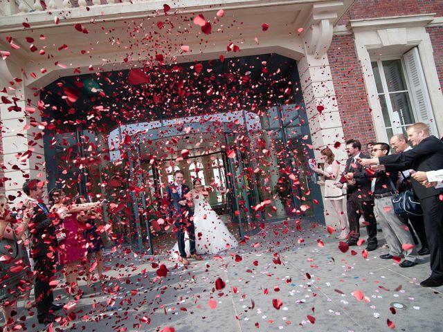 Le mariage de Jérémie et Ti-Na à Noisy-le-Grand, Seine-Saint-Denis 15