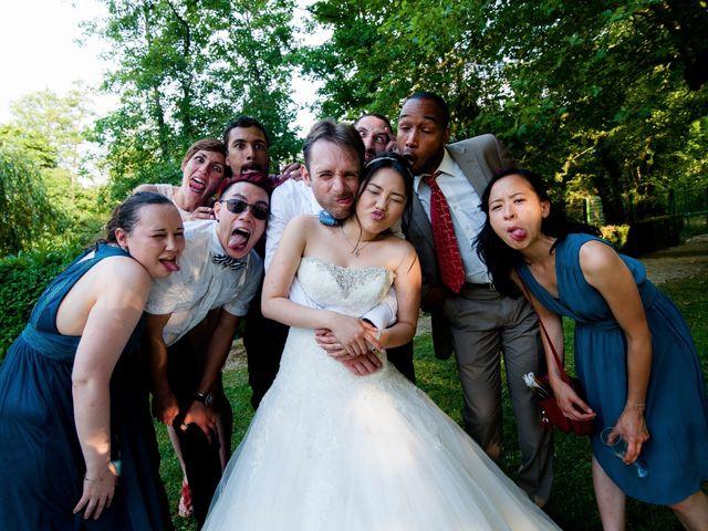 Le mariage de Jérémie et Ti-Na à Noisy-le-Grand, Seine-Saint-Denis 29
