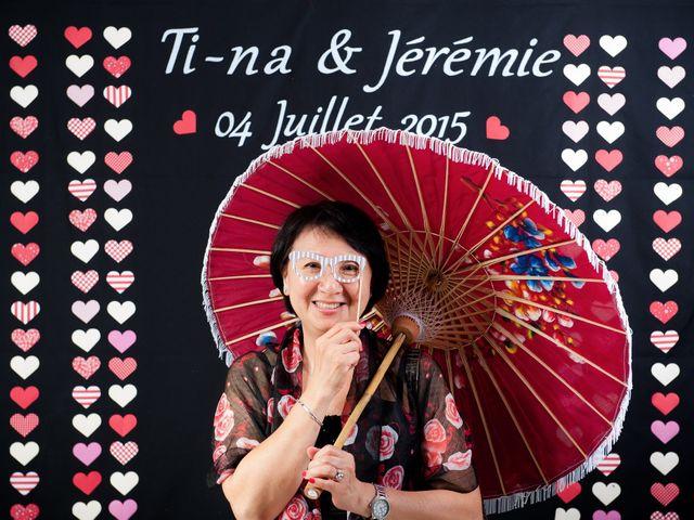 Le mariage de Jérémie et Ti-Na à Noisy-le-Grand, Seine-Saint-Denis 34