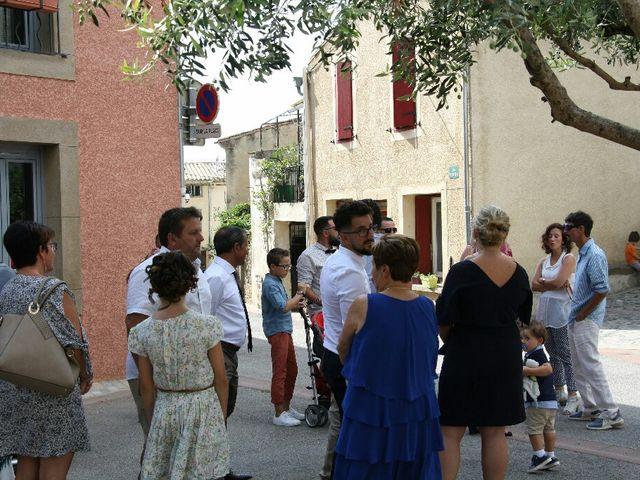 Le mariage de Christophe et Émilie  à Magrie, Aude 2