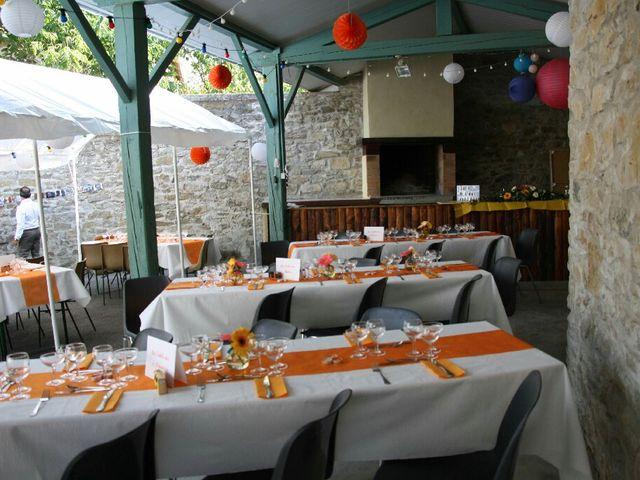 Le mariage de Christophe et Émilie  à Magrie, Aude 4