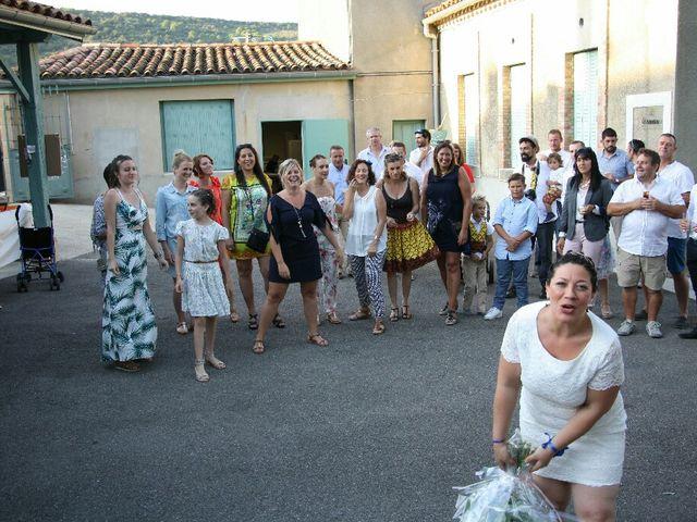 Le mariage de Christophe et Émilie  à Magrie, Aude 9
