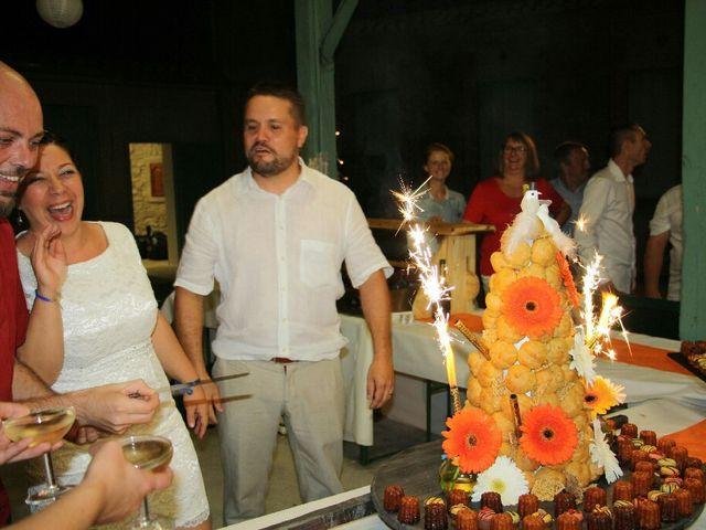 Le mariage de Christophe et Émilie  à Magrie, Aude 14