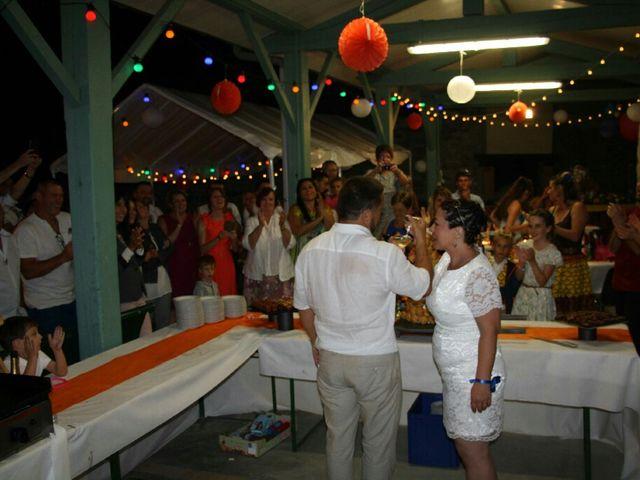Le mariage de Christophe et Émilie  à Magrie, Aude 15