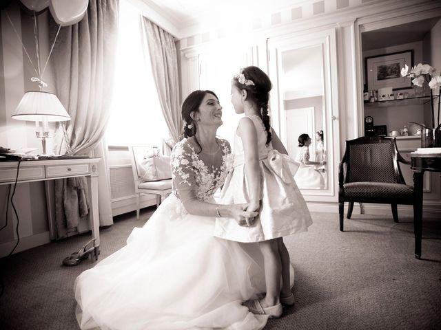 Le mariage de David et Mélissa à Genève, Genève 6