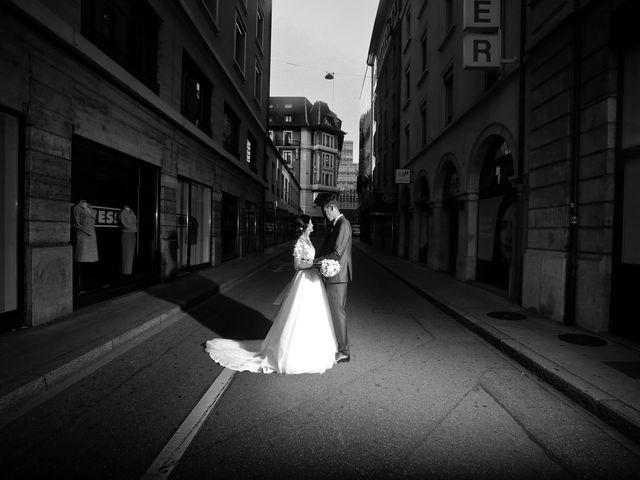 Le mariage de Mélissa et David