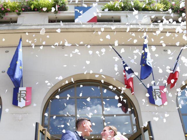Le mariage de Florian et Laura à Sainte-Geneviève-des-Bois, Essonne 1