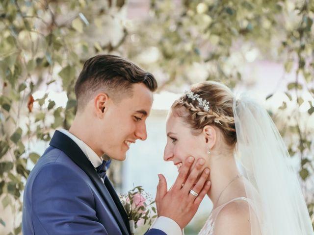 Le mariage de Florian et Laura à Sainte-Geneviève-des-Bois, Essonne 34