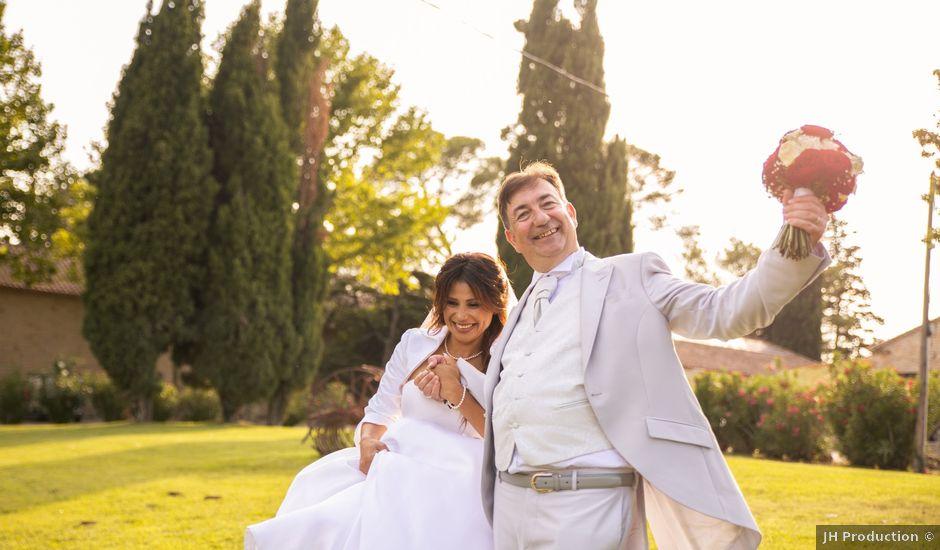 Le mariage de Lilian et Irina à Fabrègues, Hérault