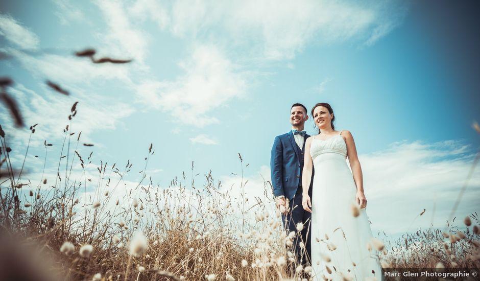Le mariage de Franck et Noémie à Ploudalmézeau, Finistère