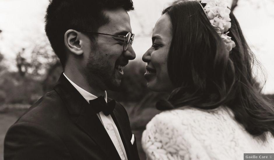 Le mariage de Alex et Alexia à Montierchaume, Indre