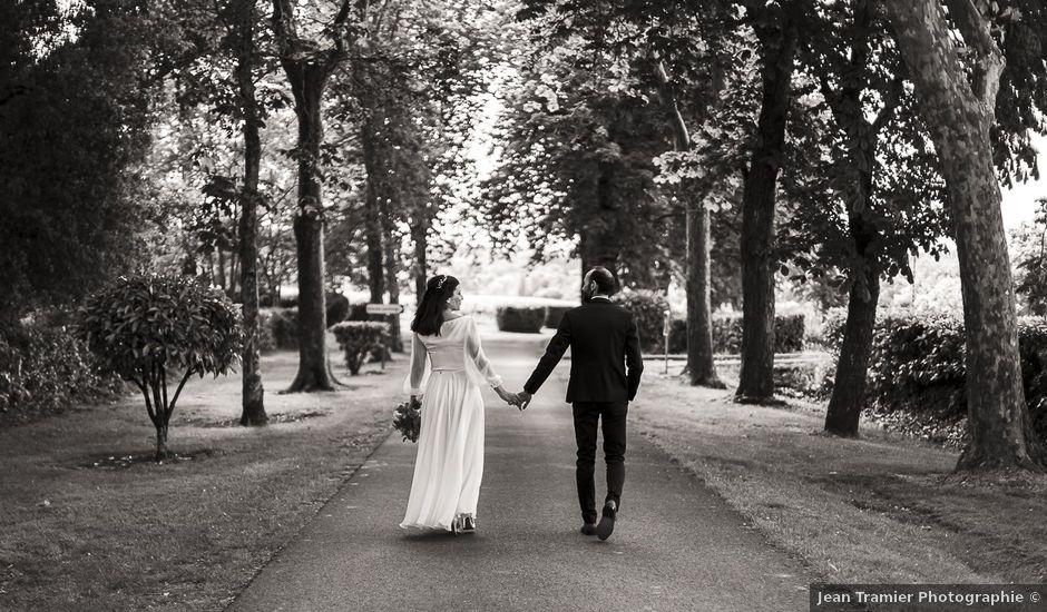 Le mariage de Jaafar et Sola à Gradignan, Gironde