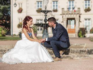 Le mariage de Marion  et Antoine