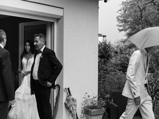 Le mariage de Bastien et Léa à L'Étrat, Loire 1