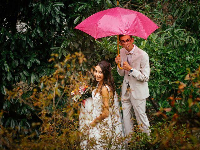 Le mariage de Bastien et Léa à L'Étrat, Loire 3