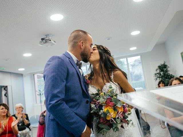 Le mariage de Bastien et Léa à L'Étrat, Loire 6