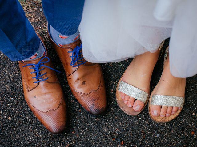 Le mariage de Bastien et Léa à L'Étrat, Loire 8