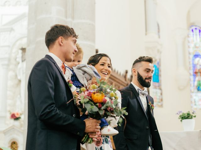 Le mariage de Bastien et Léa à L'Étrat, Loire 11