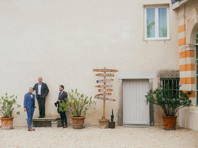 Le mariage de Bastien et Léa à L'Étrat, Loire 17