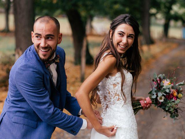 Le mariage de Bastien et Léa à L'Étrat, Loire 20