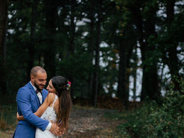 Le mariage de Bastien et Léa à L'Étrat, Loire 21