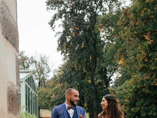 Le mariage de Bastien et Léa à L'Étrat, Loire 22