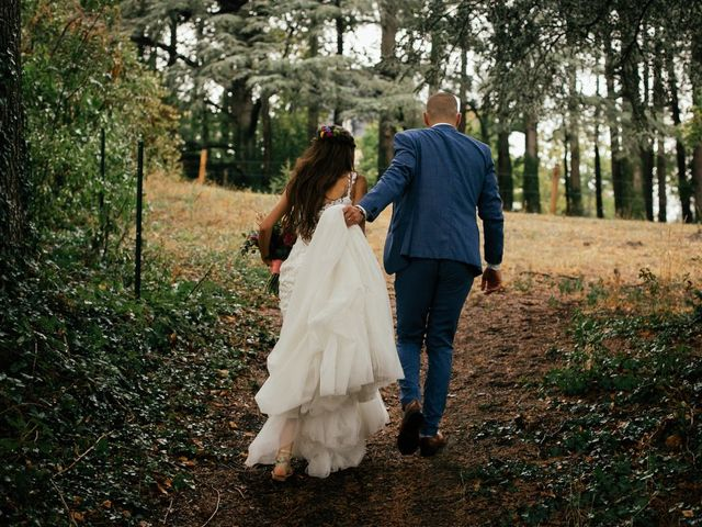 Le mariage de Bastien et Léa à L'Étrat, Loire 25