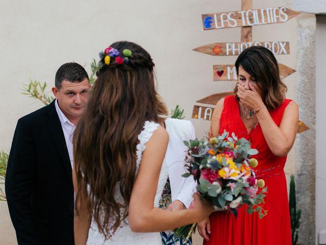 Le mariage de Bastien et Léa à L'Étrat, Loire 30
