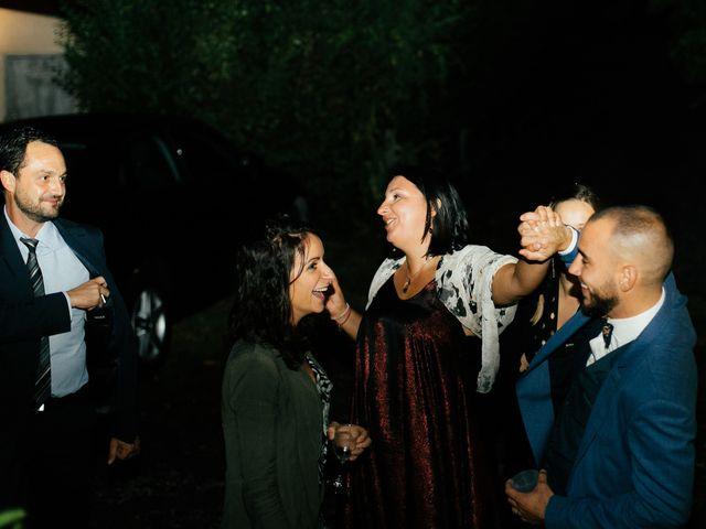 Le mariage de Bastien et Léa à L'Étrat, Loire 36
