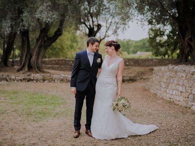 Le mariage de Sylvain et Audrey à Biot, Alpes-Maritimes 62