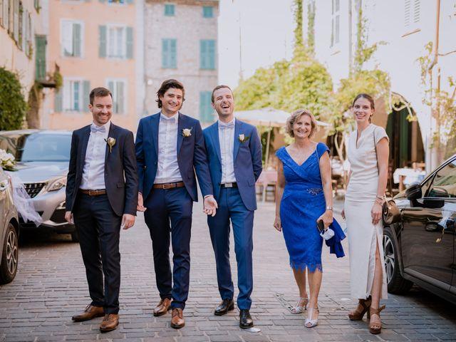 Le mariage de Sylvain et Audrey à Biot, Alpes-Maritimes 78