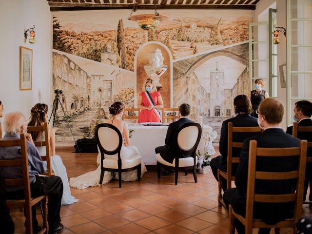 Le mariage de Sylvain et Audrey à Biot, Alpes-Maritimes 82