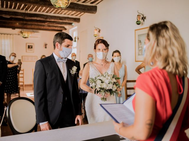 Le mariage de Sylvain et Audrey à Biot, Alpes-Maritimes 84