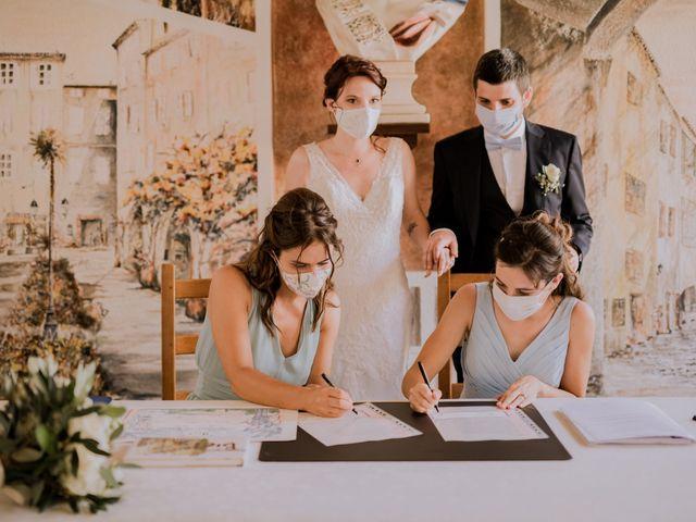 Le mariage de Sylvain et Audrey à Biot, Alpes-Maritimes 92