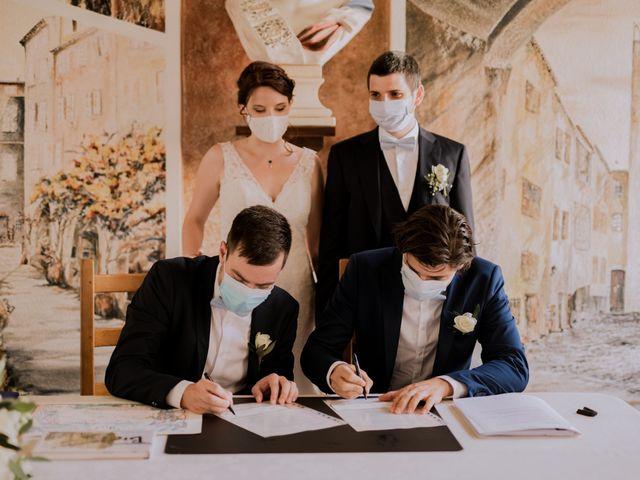 Le mariage de Sylvain et Audrey à Biot, Alpes-Maritimes 93