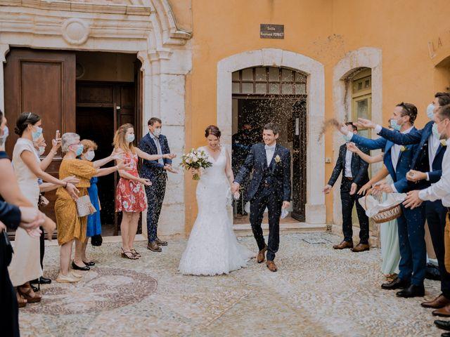 Le mariage de Sylvain et Audrey à Biot, Alpes-Maritimes 97