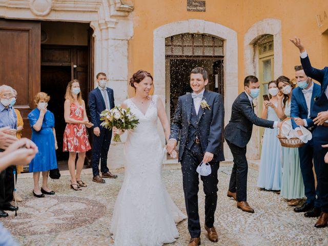 Le mariage de Sylvain et Audrey à Biot, Alpes-Maritimes 98