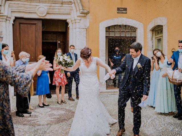Le mariage de Sylvain et Audrey à Biot, Alpes-Maritimes 99
