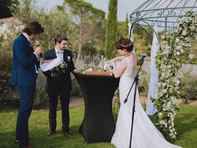 Le mariage de Sylvain et Audrey à Biot, Alpes-Maritimes 146