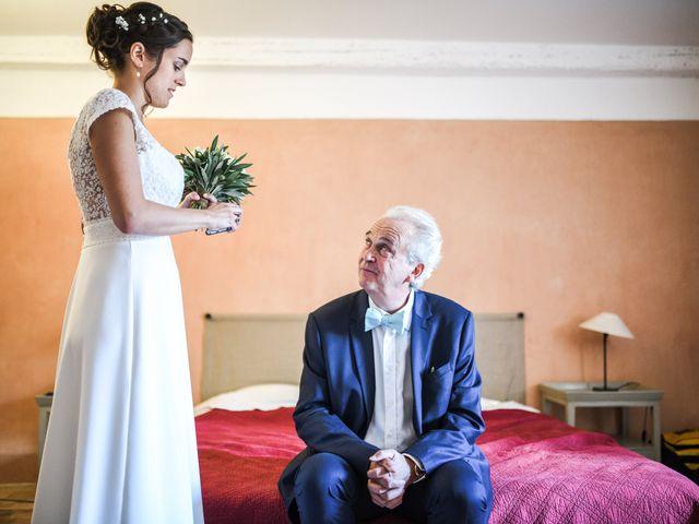 Le mariage de Aymeric et Alice à Saulce-sur-Rhône, Drôme 10