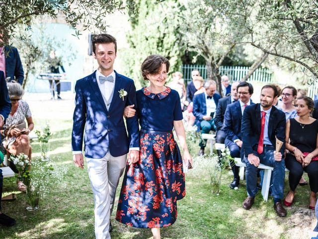 Le mariage de Aymeric et Alice à Saulce-sur-Rhône, Drôme 11