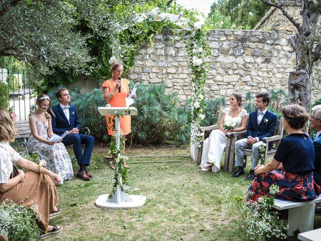 Le mariage de Aymeric et Alice à Saulce-sur-Rhône, Drôme 13