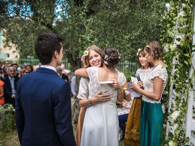 Le mariage de Aymeric et Alice à Saulce-sur-Rhône, Drôme 15